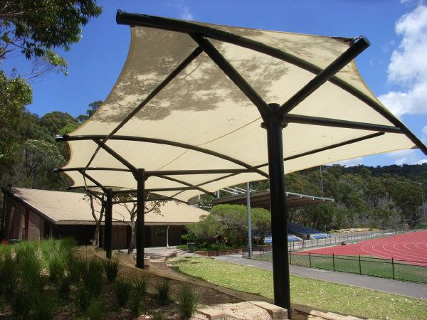 shade structure for sports - Google Search
