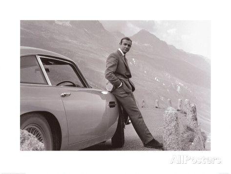 James Bond: Aston Martin Pôsters na AllPosters.com.br