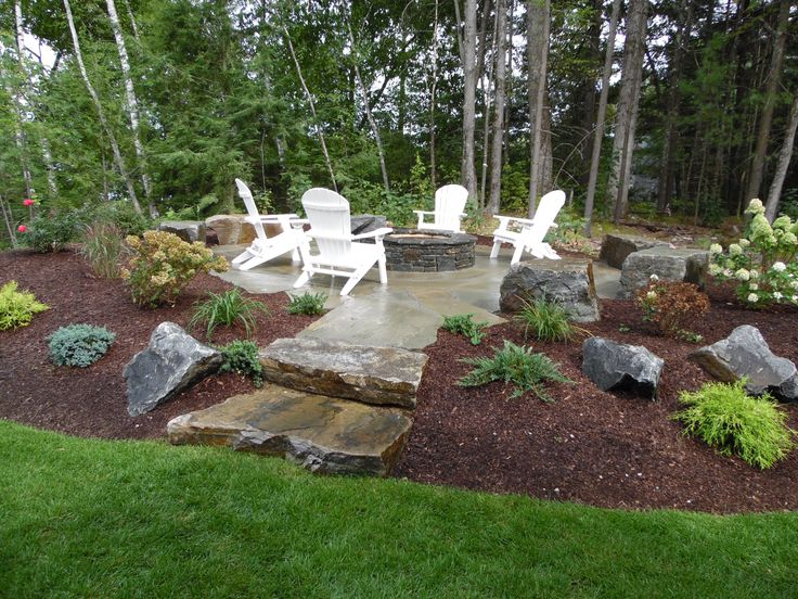 4704 best how does your garden grow images on pinterest on backyard fire pit landscaping id=26221