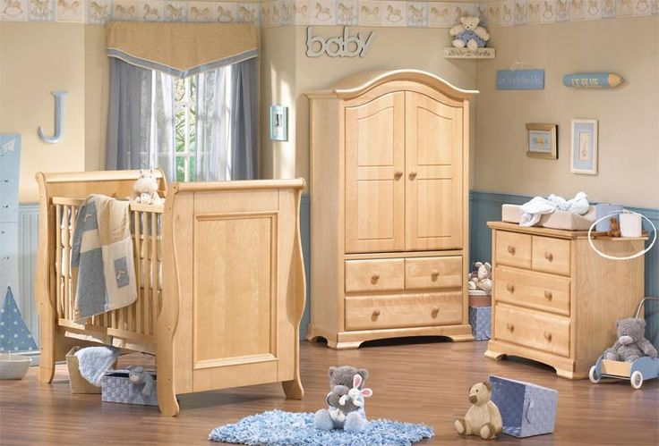 baby nursery designs ideas crib furniture 4 Modern baby nursery