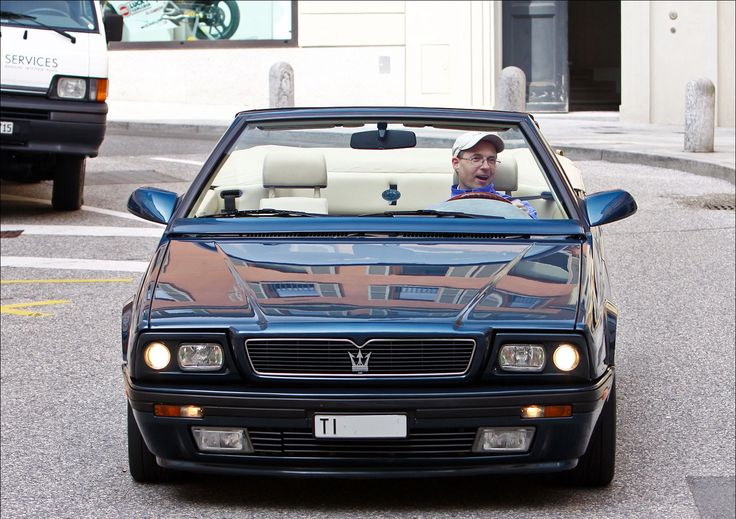 Maserati Biturbo Cabriolet