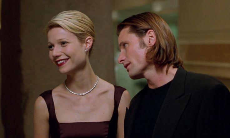 "Gwyneth Paltrow's wedding ring in ""A Perfect Murder"" was designed by Cathy Waterman"
