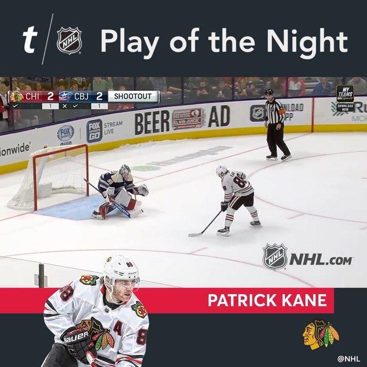 Nhl 1 Patrick Kane S Shootout Score 2 Wayne Simmonds Miles Wood44 3 Nick Foli Patrick Kane