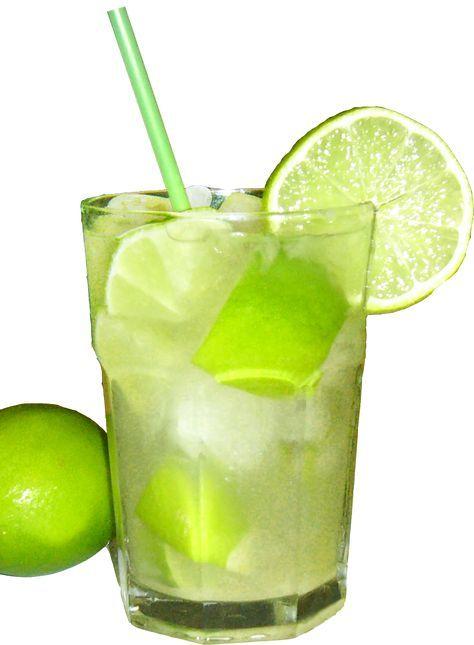 Caipirinha alkoholfrei: Zutaten •1 Limette(n)  •2 TL Rohrzucker  •6 cl Ginger Ale  Ergibt ca. 9 cl ohne Eis.  Die Limette in kleine Stücke schneiden und zusammen mit dem Rohrzucker (möglichst fein gemahlenen verwenden) in einen Tumbler geben. Beides mit einem Stößel zerdrücken. 3 EL zerstoßenes Eis und Ginger Ale hinzufügen, umrühren. Mit einem kurzen Trinkhalm servieren.