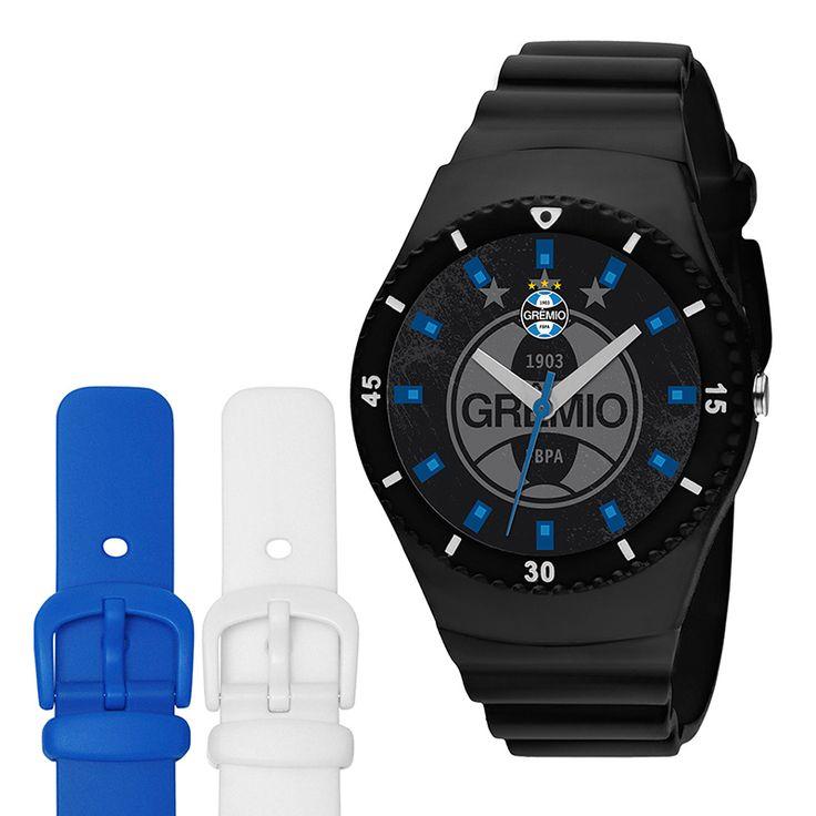 Relógio Technos Grêmio Troca Pulseiras Somente na FutFanatics você compra agora Relógio Technos Grêmio Troca Pulseiras por apenas R$ 119.90. Grêmio. Por apenas 119.90