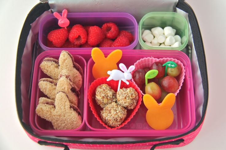 #lunchwithplanetbox     I like how the use of cupcake liners keeps everything together