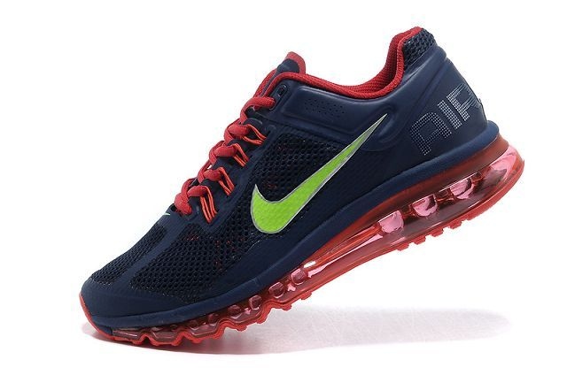 Nike Black Friday Deals Mens Air Max 2013 Running Shoes Red Black Green Boxing Day Deals Sale