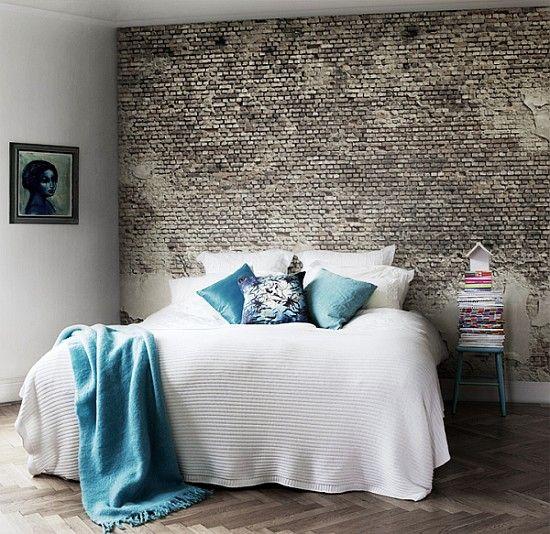 60 Elegant, Modern And Classy Interiors With Brick Walls Exposed - ArchitectureArtDesigns.com