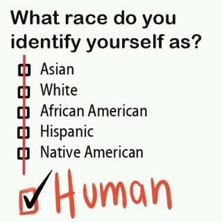 We are a Human race