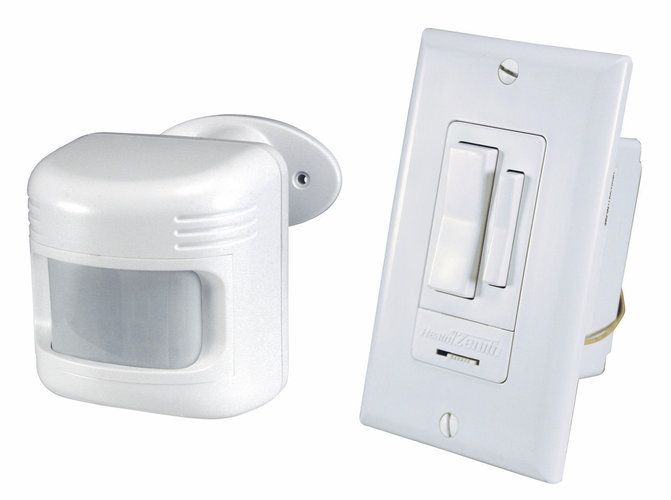 Add Motion Sensing Capability To Your Existing Lights With The Heath Zenith Wireless Command Sl