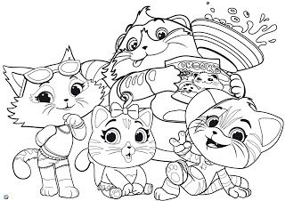 mini polly pocket coloring pages - photo#22