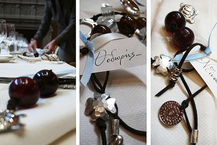 Luxury charms for your guests always stand out  An exquisite baptism event in Paris - MAZI Event Design