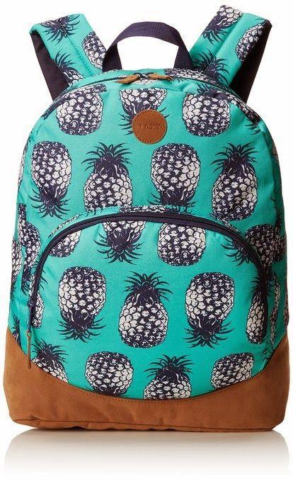 Pineapple backpacks.