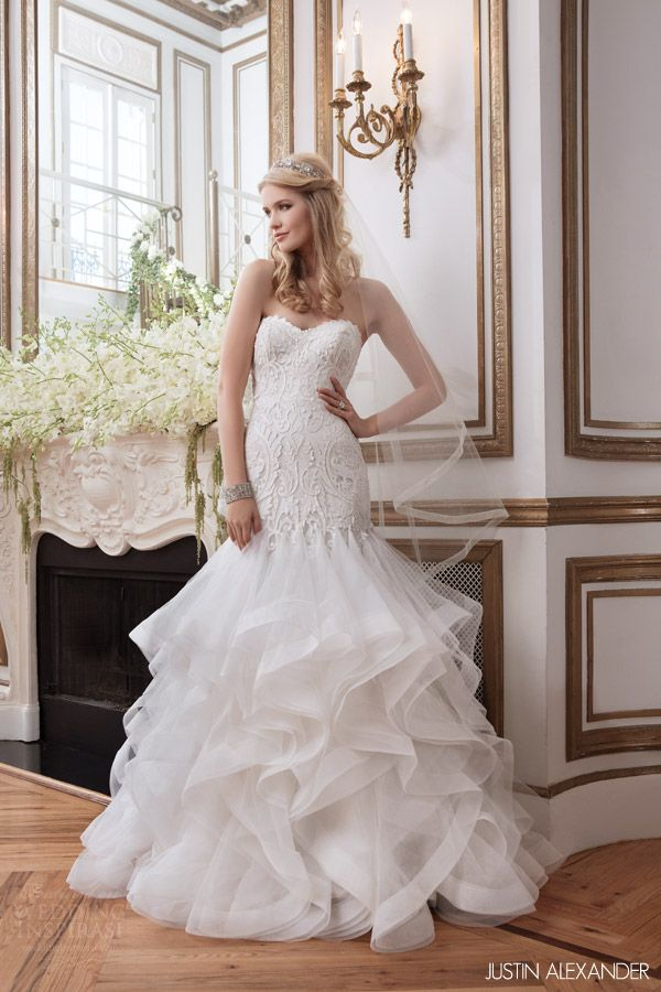 Lillian West 2016 Collection + Win a Justin Alexander Wedding Dress — Sponsor Highlight | Wedding Inspirasi | Page 2