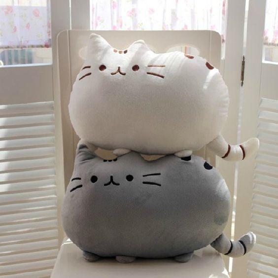 Pusheen Pillow Case | kawaii | Pinterest