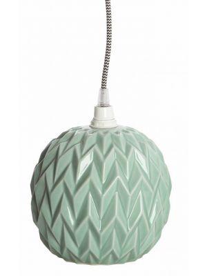 Housedoctor Lampenkap / hanglamp, DESIGN, mintgroen, 17 cm