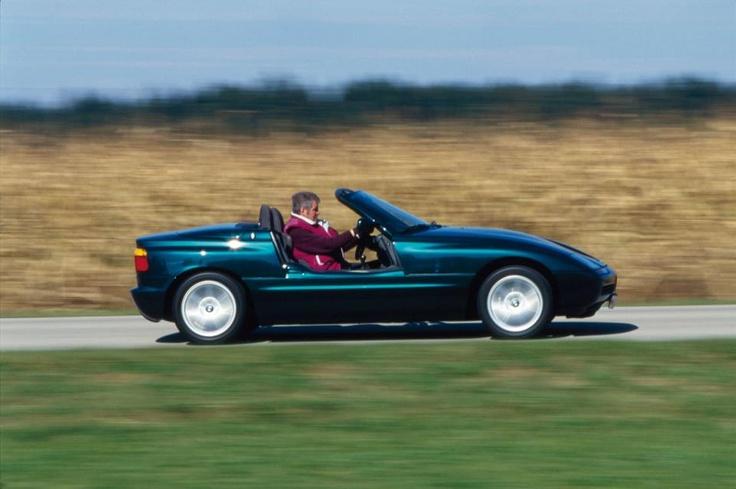 BMW Z1 ile Geçmişe Yolculuk