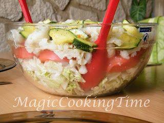 Magic Cooking Time | Blog o gotowaniu: Sałatka warzywna