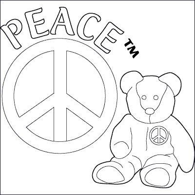 peace sign coloring 2 400x400