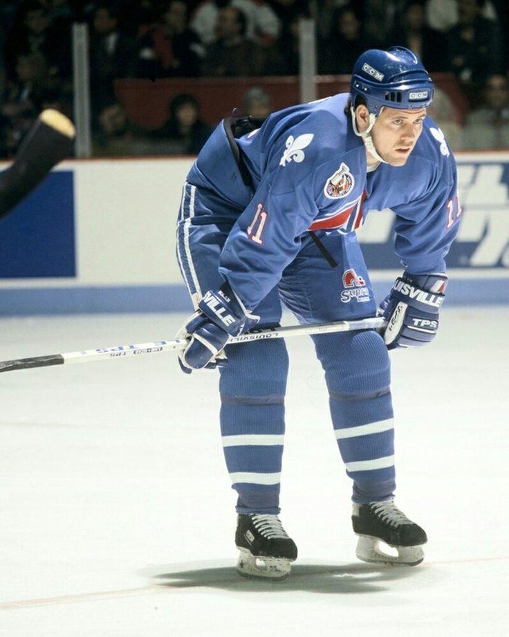 Owen Nolan | Quebec Nordiques | NHL | Hockey