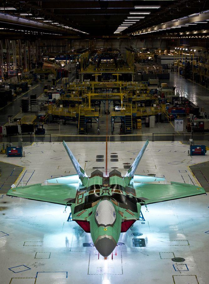 the last F-22