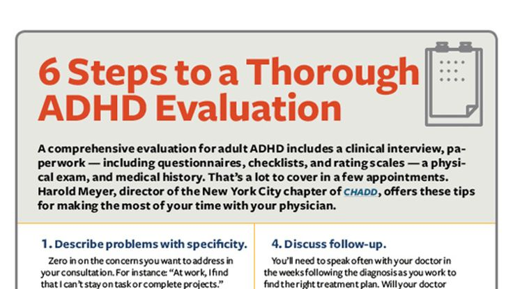 Take these precautions to ensure an accurate evaluation.