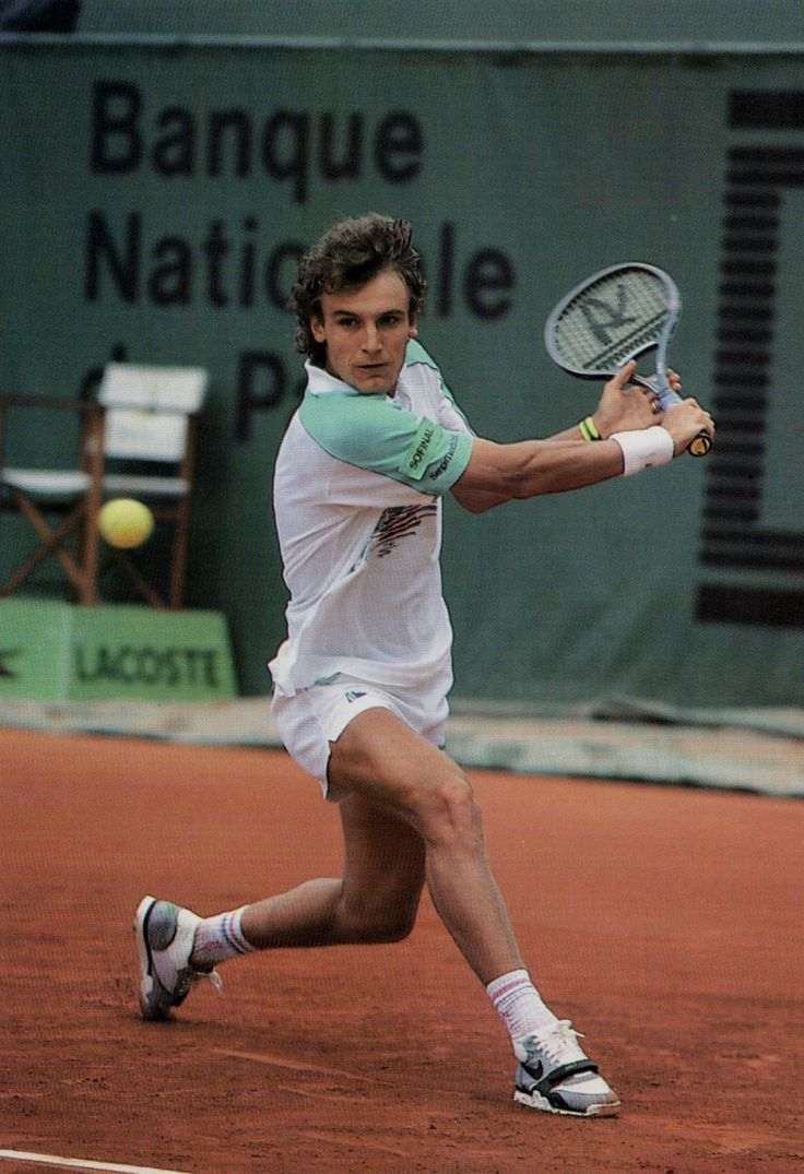 Best 25 Mats wilander ideas on Pinterest