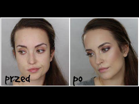 Makijaż drogeryjny - jak dobrze wyglądać kiedy czujemy się bardzo kiepsko - YouTube