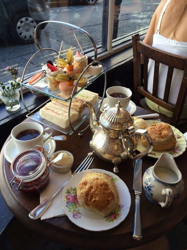 Blackbird Tea Rooms, Brighton