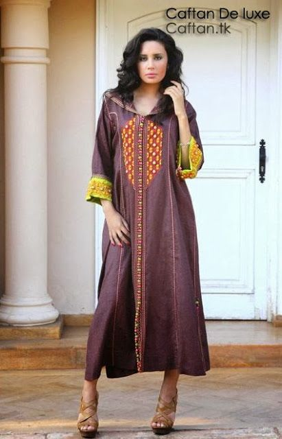 Collection Djellaba Top Moderne 2014