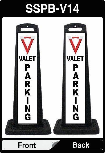 Smart Sign Panel - Valet Designs