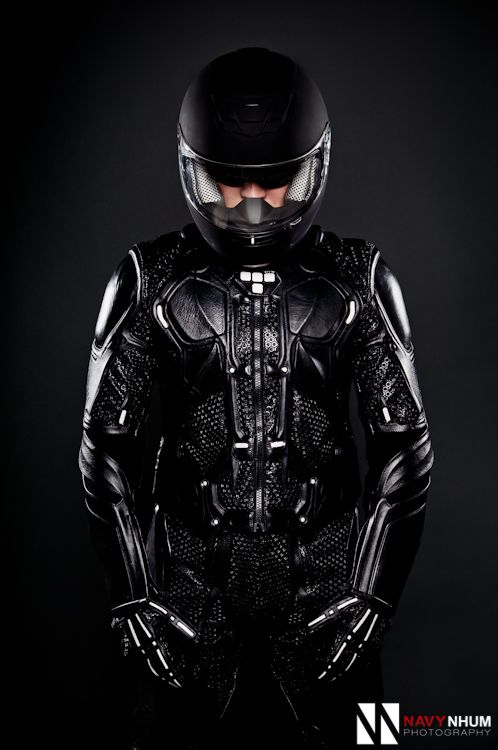 Tron Motorcycle Suit Motorcycle Gear