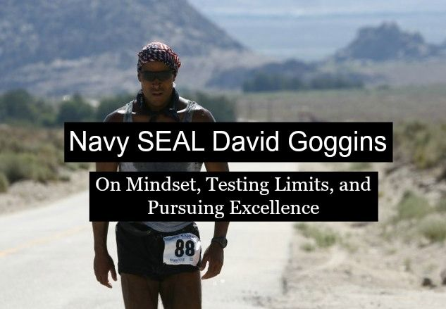Workout Quotes Wallpaper Navy Seal David Goggins Is One Tough Guy A Navy Seal And