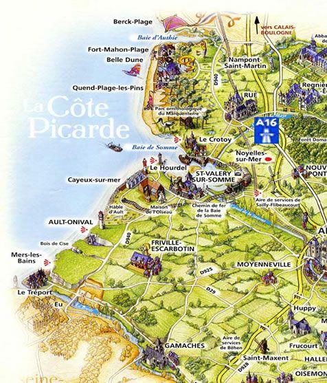 La Baie de Somme, une destination nature authentique ... en 2020 (avec images) | Baie de somme ...