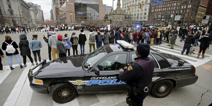 Feds Find Shocking, Systemic Brutality, Incompetence In Cleveland Police Department WASHINGTON -- In recent years, Cleveland police officers have punched a 13-year-old boy who was in handcuffs for shoplifting and shot at an unarmed kidnapping victim who was wearing only his underwear, according to disturbing allegations released Thu...