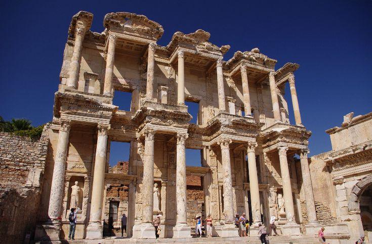 エフェソス遺跡 - Google 検索
