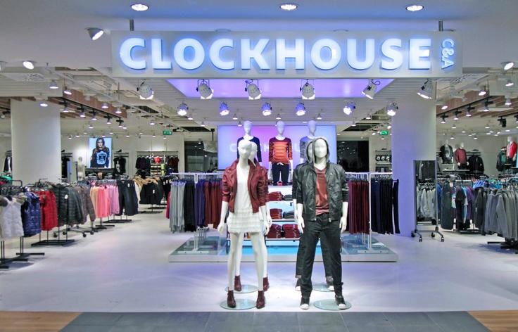 clockhouse krefeld ger concept store clockhouse c a pinterest concept stores. Black Bedroom Furniture Sets. Home Design Ideas