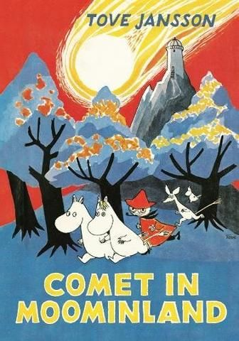 Tove Jansson: Comet in Moominland (Hardback Collectors' Edition) – Tales for Tadpoles