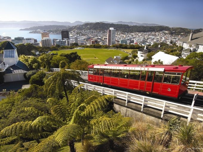 Our second Home, Wellington NZ