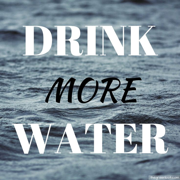 Drink More Water, clean healthy eating Weight Loss Motivation See more: http://thegreenloot.com/weight-loss-motivation-posters-help-diet/