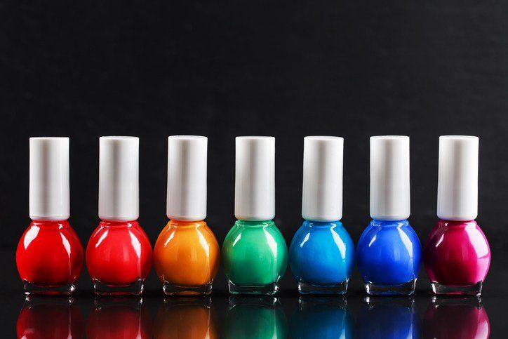 Most nail polish is filled with hazardous chemicals, here are six of the safest, non-toxic brands available which still look great.