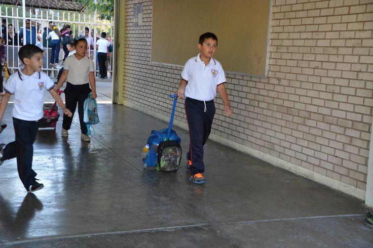 Ajuste de horario en escuelas por cambio de horario invernal