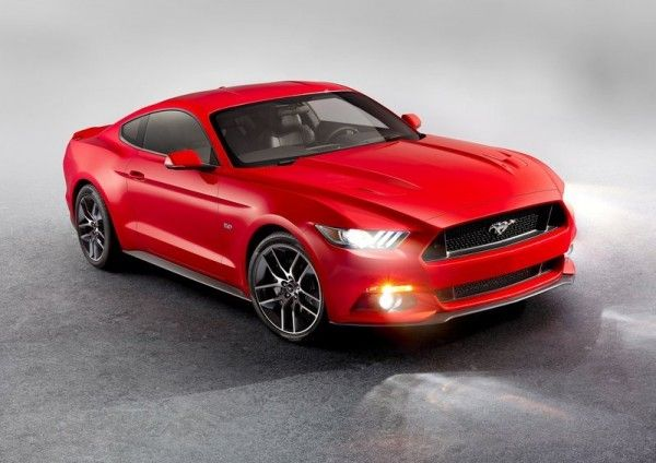 2015 Ford Mustang GT Reds Pictures 600x424 2015 Ford Mustang GT Complete Reviews