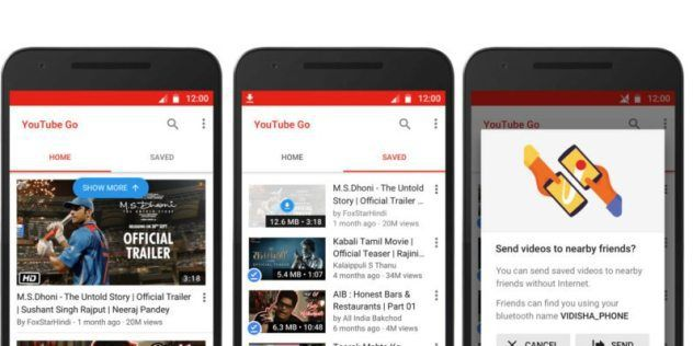 YouTube Go (Unreleased) v1 01 62 Cracked Apk Download | Android Apps