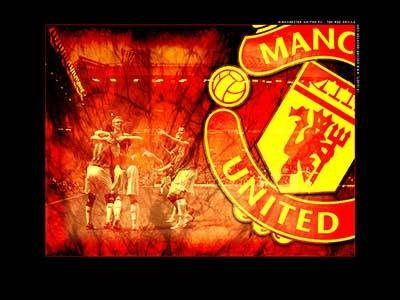 Man United all the way!