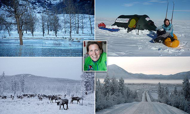 Polar explorer Felicity Aston reveals what Antarctica's REALLY like #DailyMail