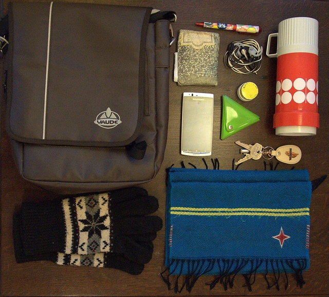 My Bag 2012 by Georg Geckert, via Flickr