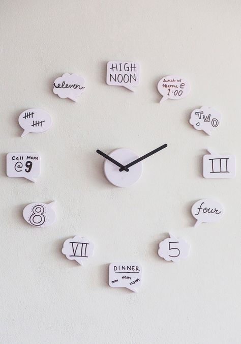Tick Speak Clock   Mod Retro Classic Wall Decor   ModCloth.com. ** Look into even more by going to the image link