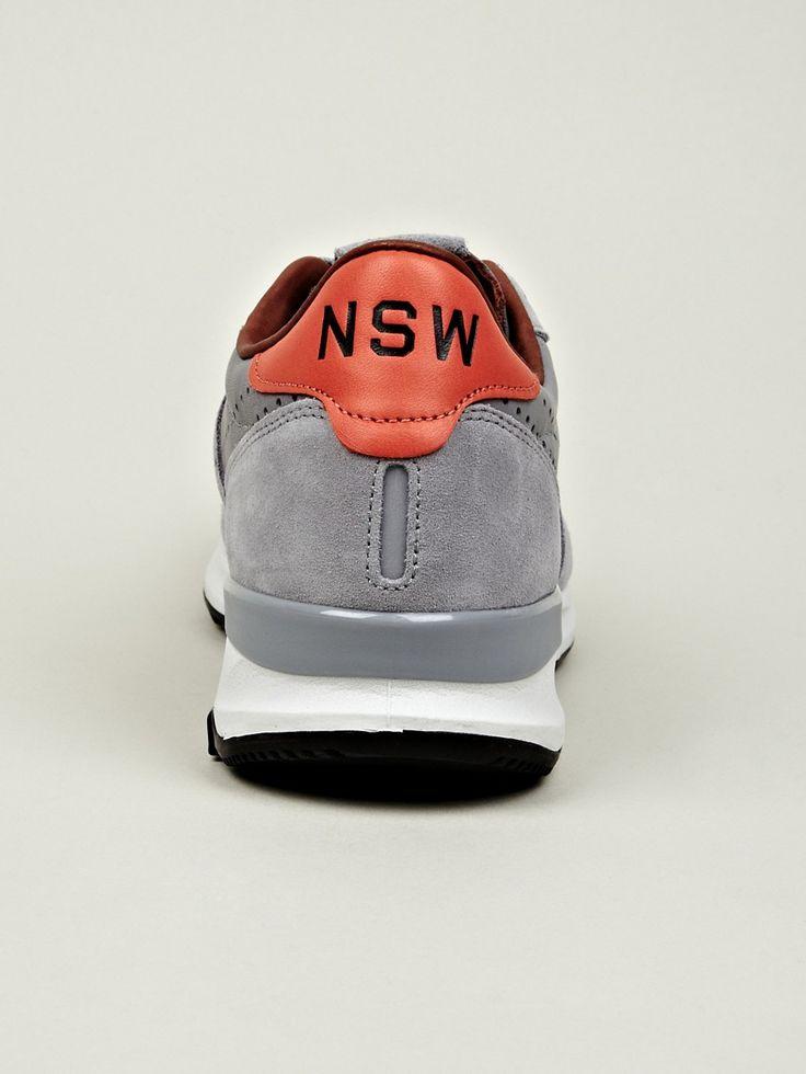 Nike NSW Men's Air Solstice Premium NRG Sneaker in grey at oki-ni