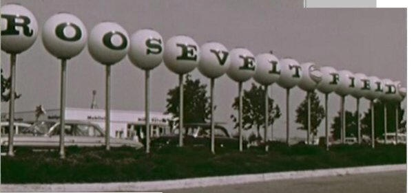 Old Roosevelt Field entrance by gregchris66, via Flickr